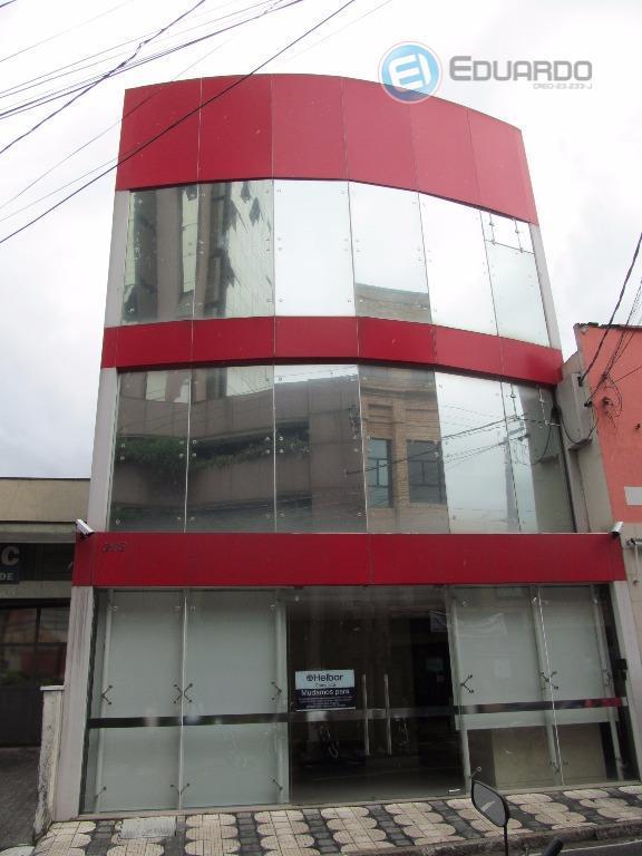 Prédio comercial para locação, Centro, Mogi das Cruzes.