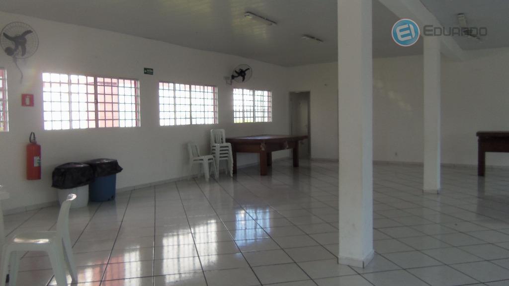Apartamento residencial para venda e locação, Conjunto Residencial do Bosque, Mogi das Cruzes.