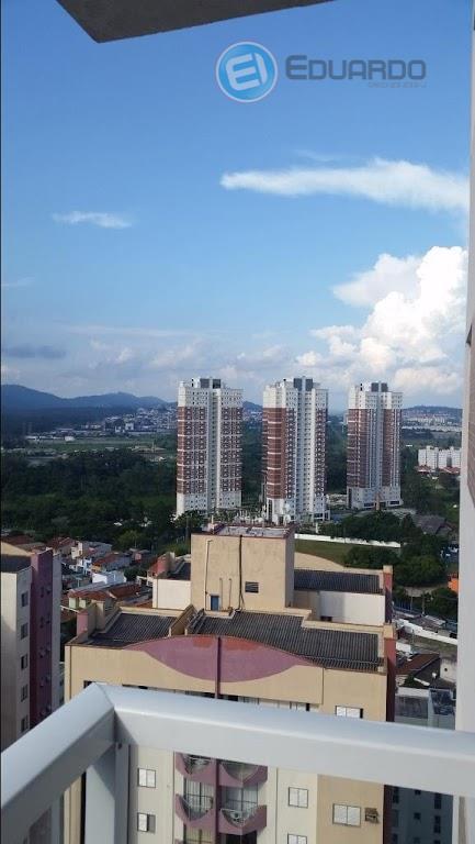 Apartamento residencial para venda e locação, Centro Cívico, Mogi das Cruzes.