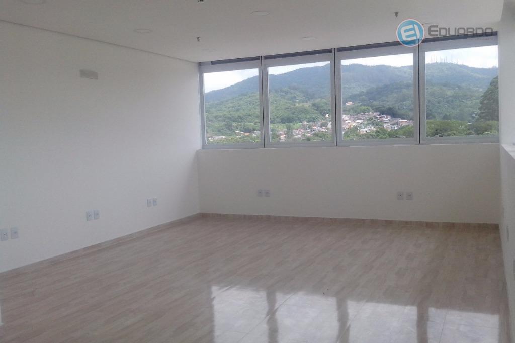 Sala comercial para venda e locação, Vila Mogilar, Mogi das Cruzes.