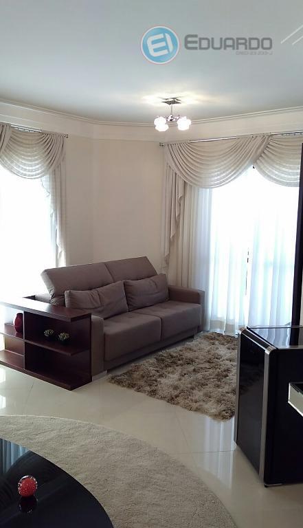 Apartamento residencial à venda, Alto Ipiranga, Mogi das Cruzes.