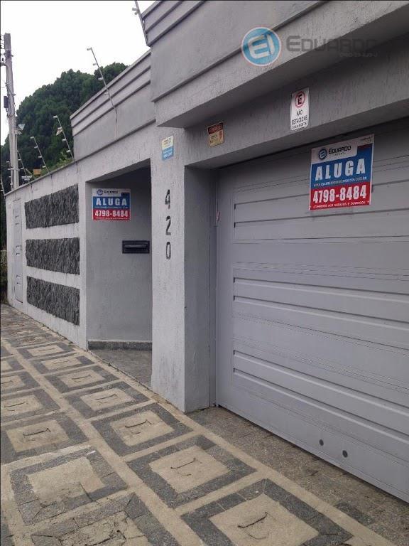 Sobrado comercial para venda e locação, Vila Oliveira, Mogi das Cruzes.