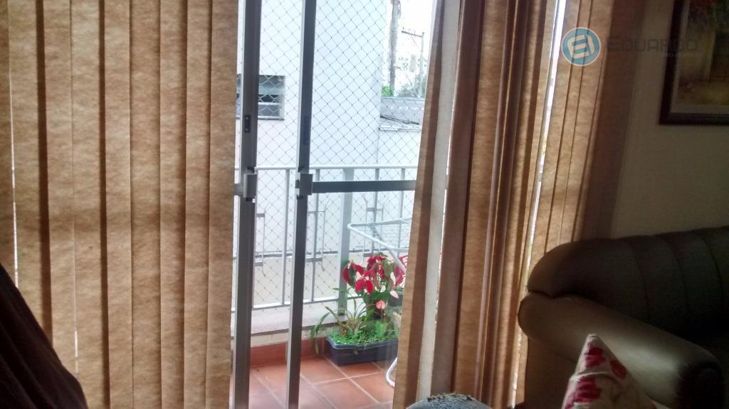 Apartamento residencial à venda, Vila Partenio, Mogi das Cruzes.
