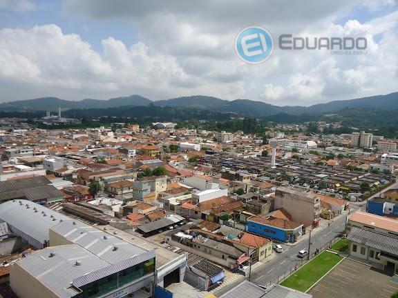Apartamento residencial à venda, Vila Mogilar, Mogi das Cruzes - AP0189.