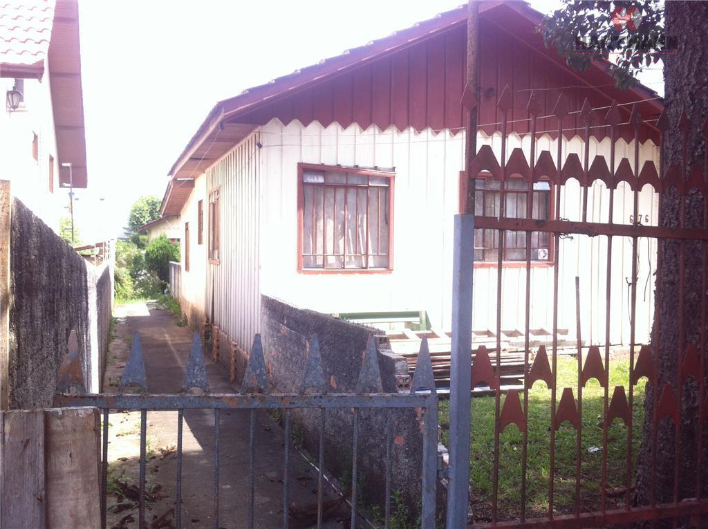 Terreno  residencial à venda, Bacacheri, Curitiba.