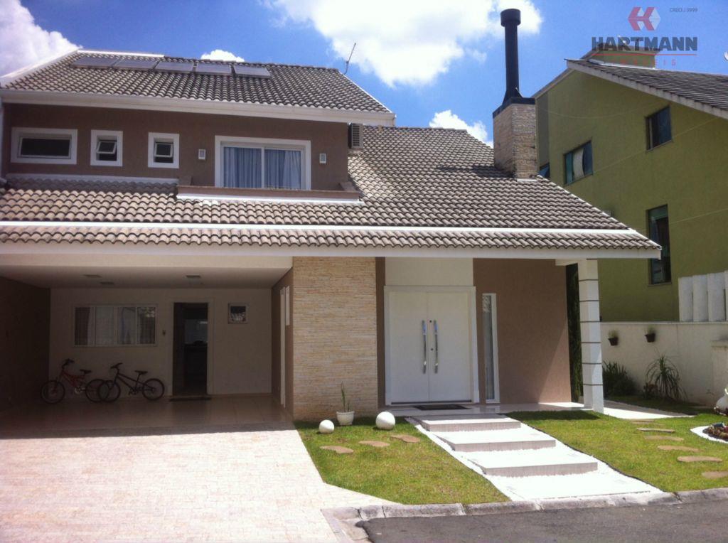 Casa Residencial condomínio fechado, burgenstock condominium  à venda, Xaxim, Curitiba - CA0418.