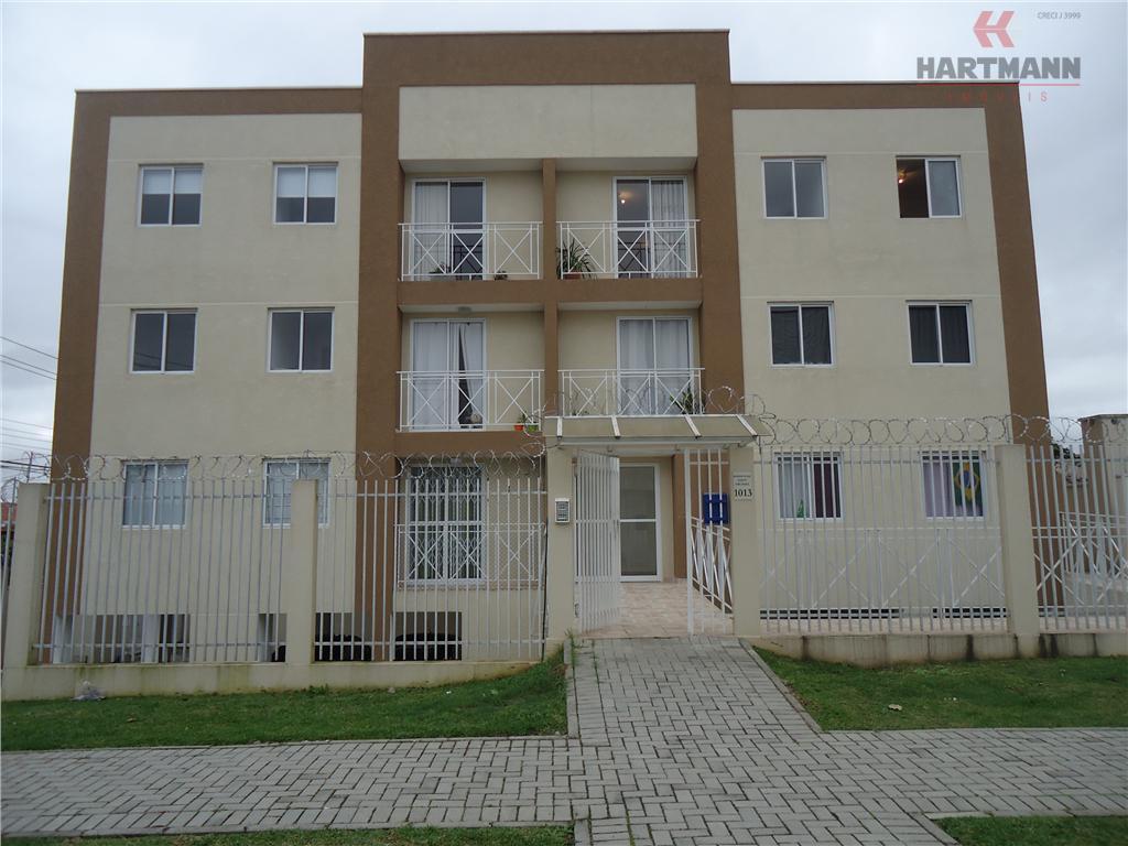 Apartamento residencial à venda, Cajuru, Curitiba - AP2412.