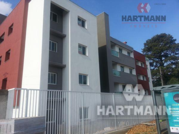 Apartamento residencial à venda, Pilarzinho, Curitiba - AP1272.