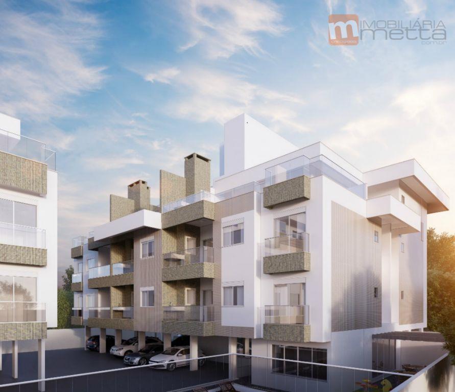 Apartamento NOVO em Jurerê com 2 dormitórios e 1 vaga.  Ótima localização!