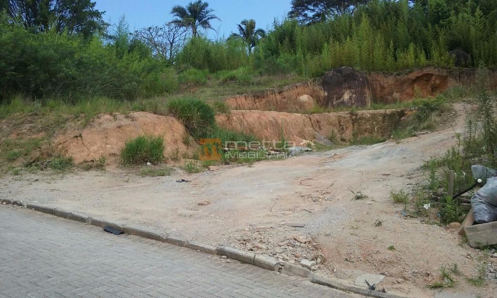 Terreno residencial à venda, Cacupé, Florianópolis.