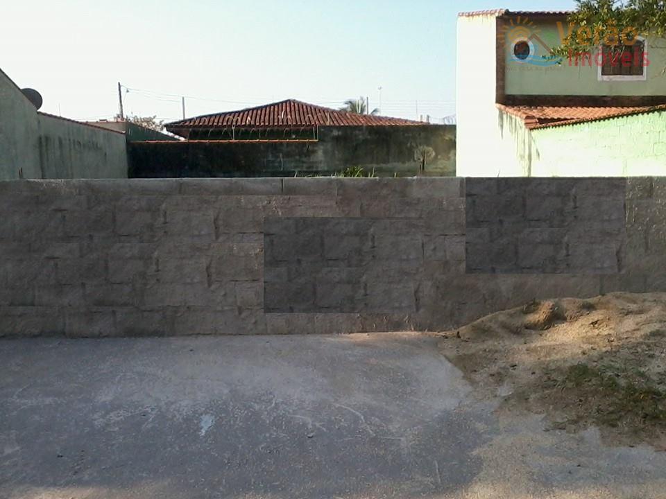 Terreno  residencial à venda, Balneário Paranapuan, Itanhaém.