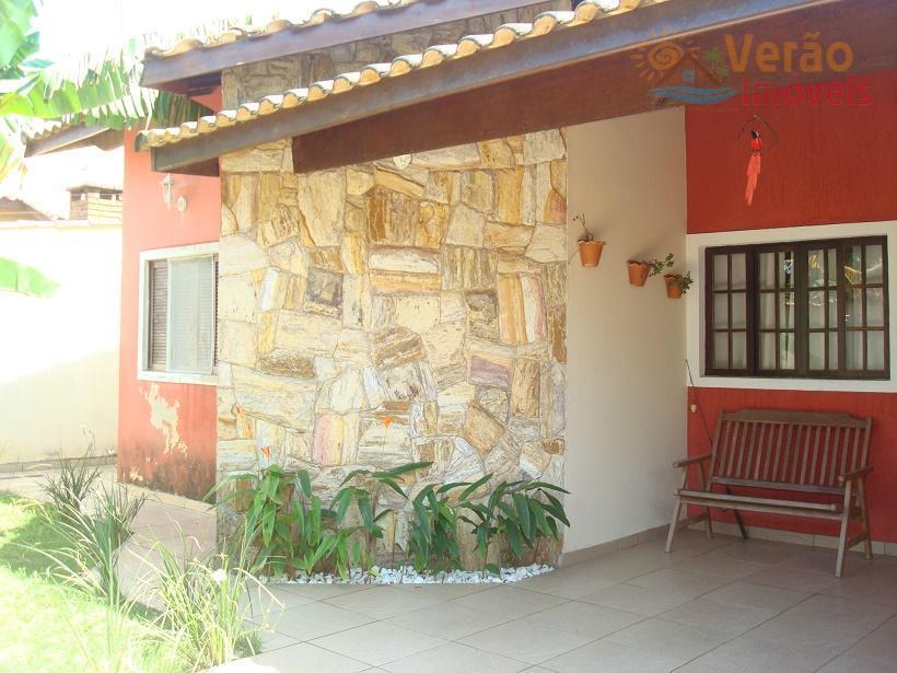 Cód. 286 - Casa  residencial à venda, Estância Balneária de Itanhaém, Itanhaém.
