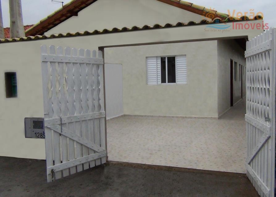 Casa residencial à venda, Suarão, Itanhaém - CA0149.