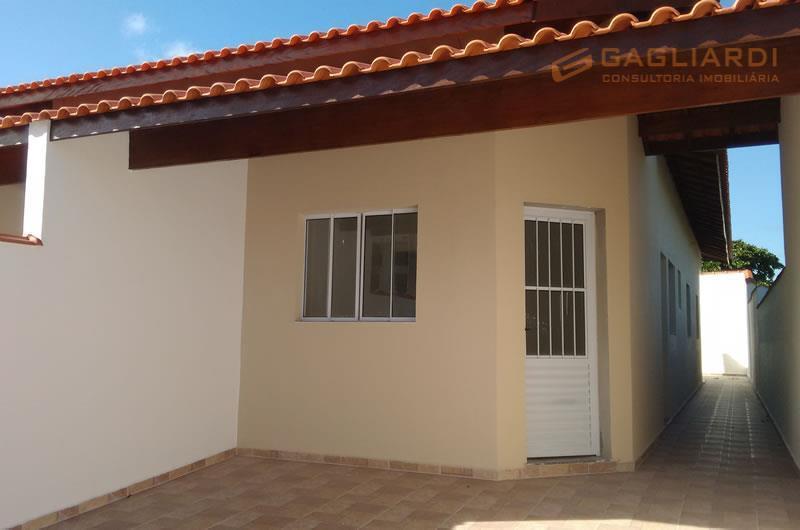 Cód. 318 - Casa  residencial à venda, Jardim Belas Artes, Itanhaém.