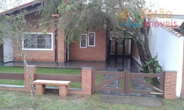 Cód. 325 - Casa  residencial à venda, Balneário Tropical, Itanhaém.
