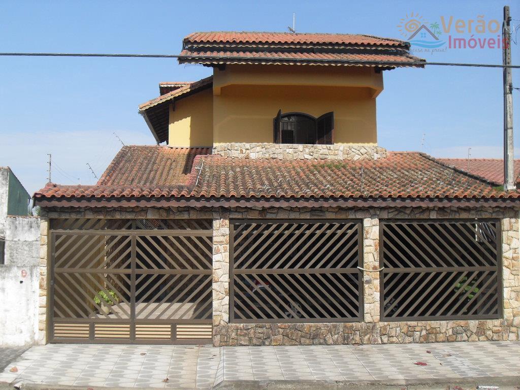 Sobrado residencial à venda, Vila Caiçara, Praia Grande.
