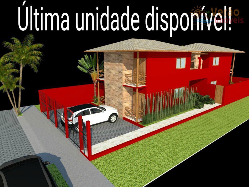 Village residencial à venda, Estância Balneária Tupy, Itanhaém.