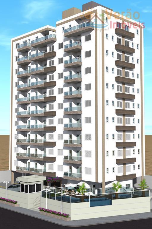 Apartamento  residencial à venda, Recanto Laranjeiras, Itanhaém.