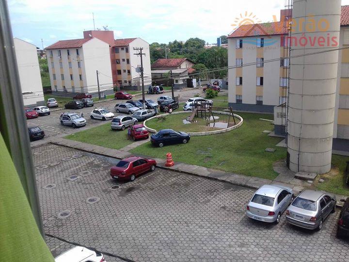 Apartamento  residencial à venda, Jardim Sabaúna, Itanhaém.