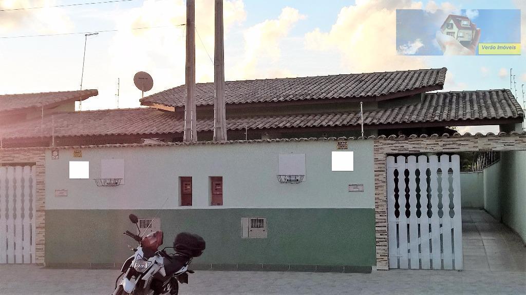 Casa residencial à venda, Cibratel II, Itanhaém - CA0024.
