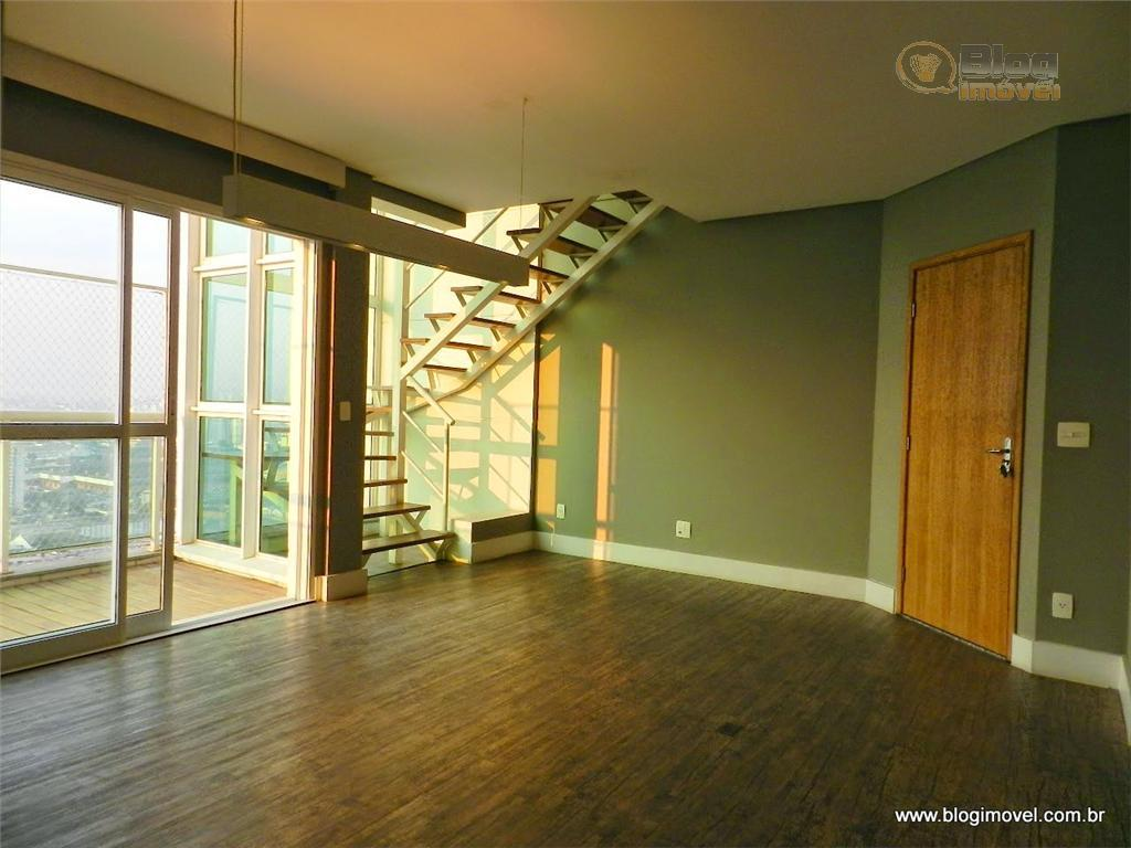 Cobertura Duplex à venda, Lapa, 215m², 3 dorms, 2 vagas mais depósito