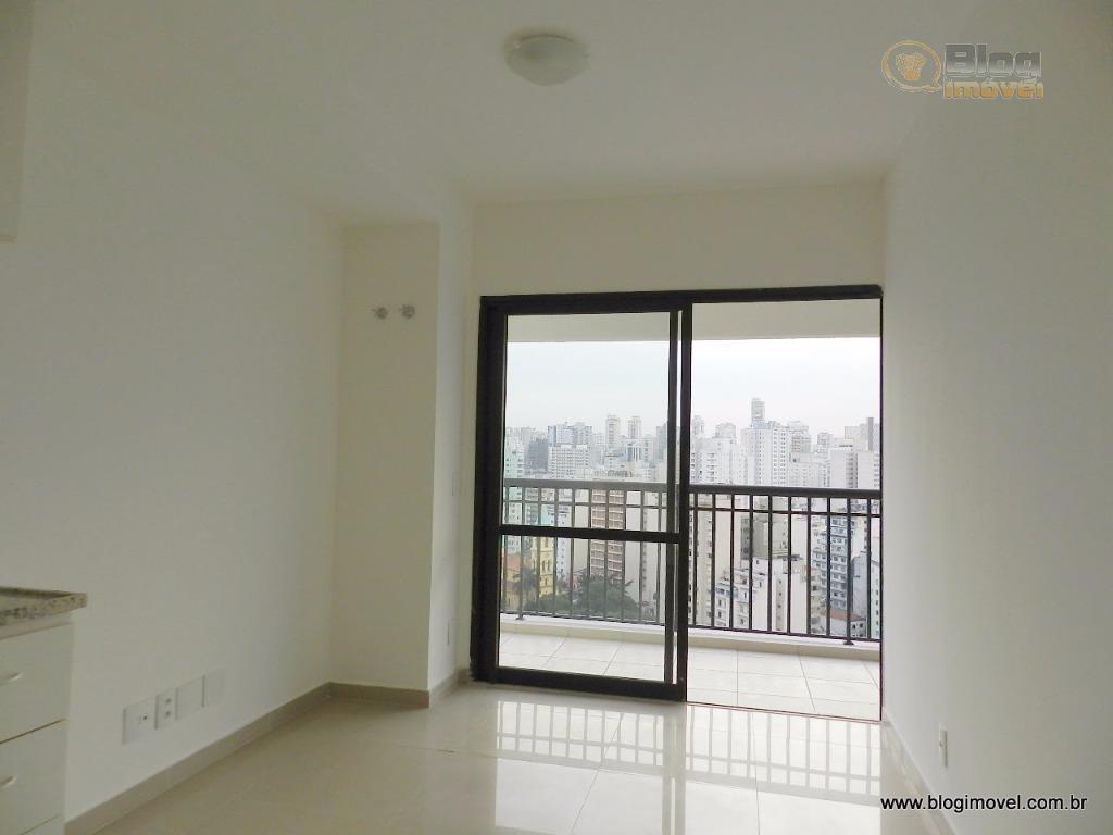 Apartamento para Locação, 42m², 01 vaga, Centro