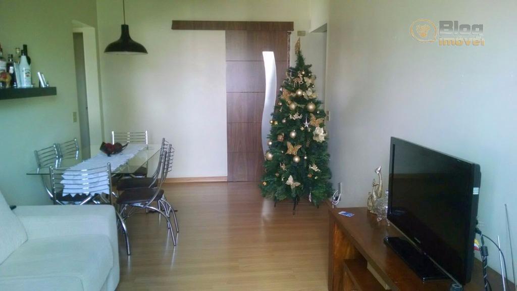Apartamento à venda, 2 dorms, 1 vaga, Santa Cecília