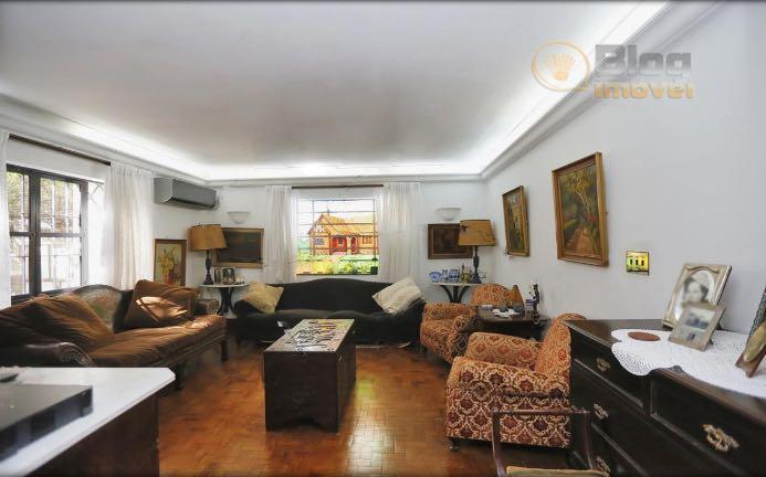 Casa residencial à venda, 4 dorms, 5 vagas,  Pacaembu