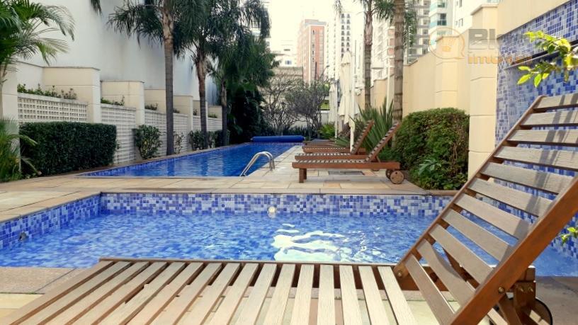 VENDA- Apartamento 3 dormitórios, 1 vaga, lazer completo Consolação, São Paulo,SP