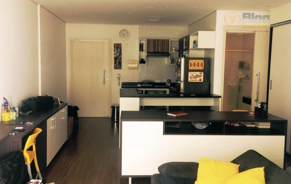 VENDA/LOCAÇÃO - 41m2 mobiliado, 1 dormitório, 1 vaga - Barra Funda, São Paulo