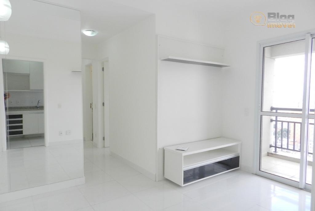 VENDA/LOCAÇÃO - 57m2 andar alto, 2 dorms, 1 vaga, lazer completo - Barra Funda, São Paulo