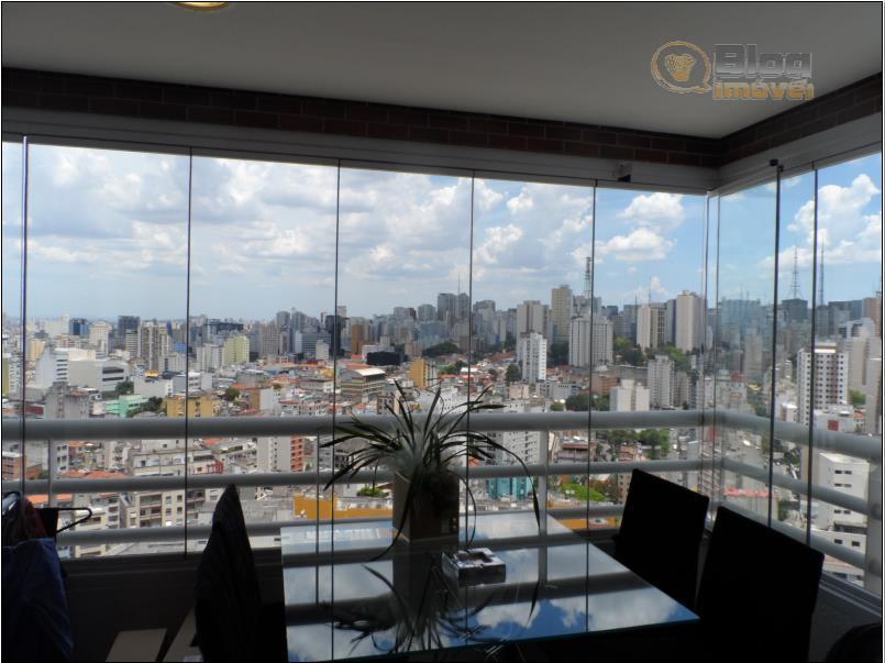 Apartamento Bela Vista 36m², 1 dormitório