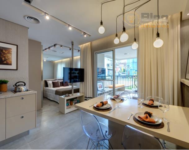Apartamento à venda, Santa Cecilia, 41m², 1 dorm, 1 vaga