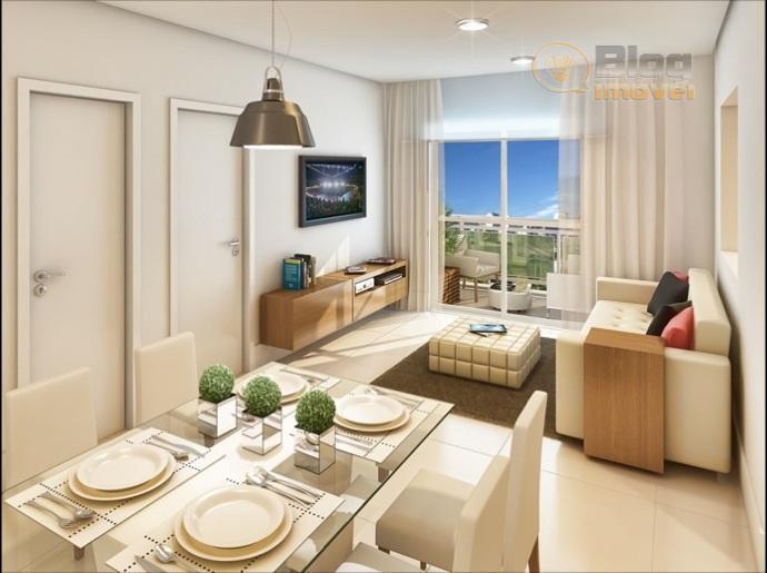 Apartamento novo à venda, Consolação, 1 dorm, 1 vaga