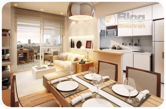 Apartamento à venda, Barra Funda, 63m², 2 dorms, 1 vaga