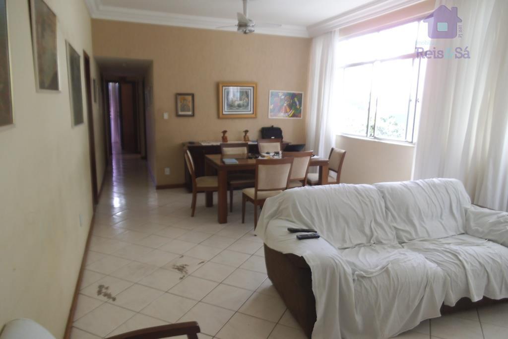 Apartamento residencial à venda, Campo Grande, Salvador.