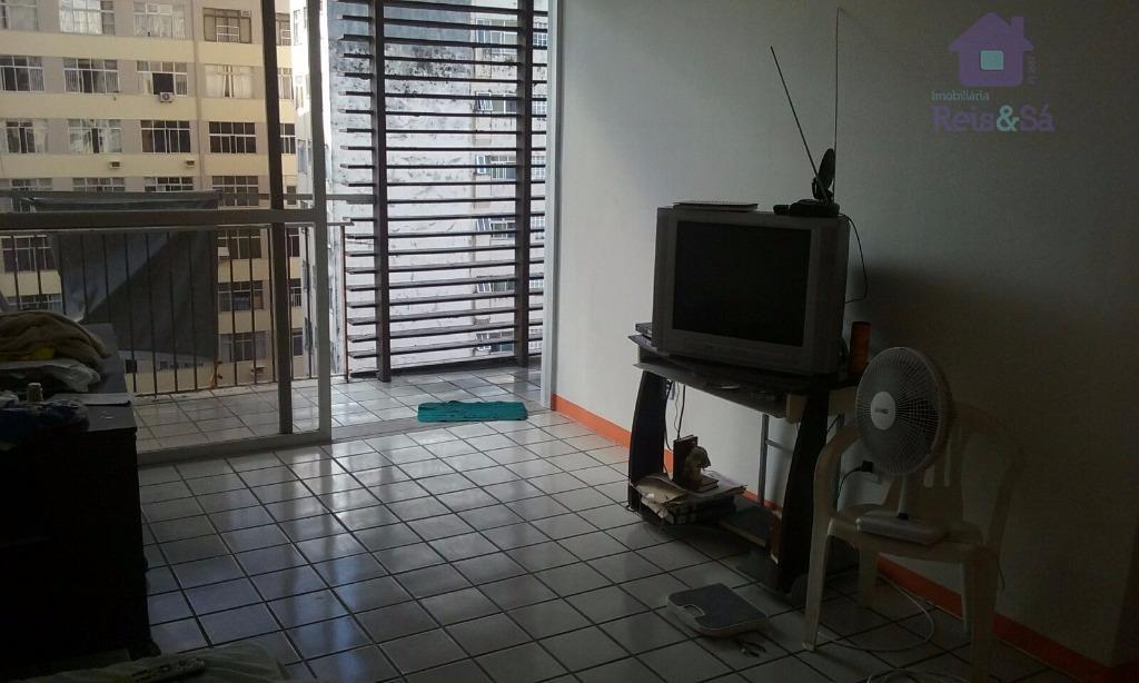 Apartamento residencial à venda, Canela, Salvador.