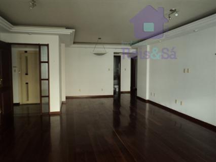 Apartamento 04 suítes, 173m² - Pituba