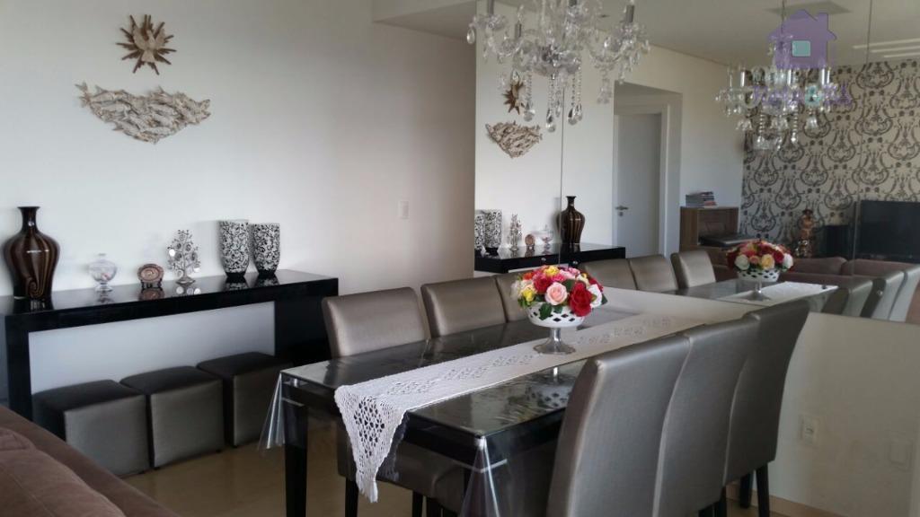 Apartamento 03 suítes, 123m² - Horto Bela Vista