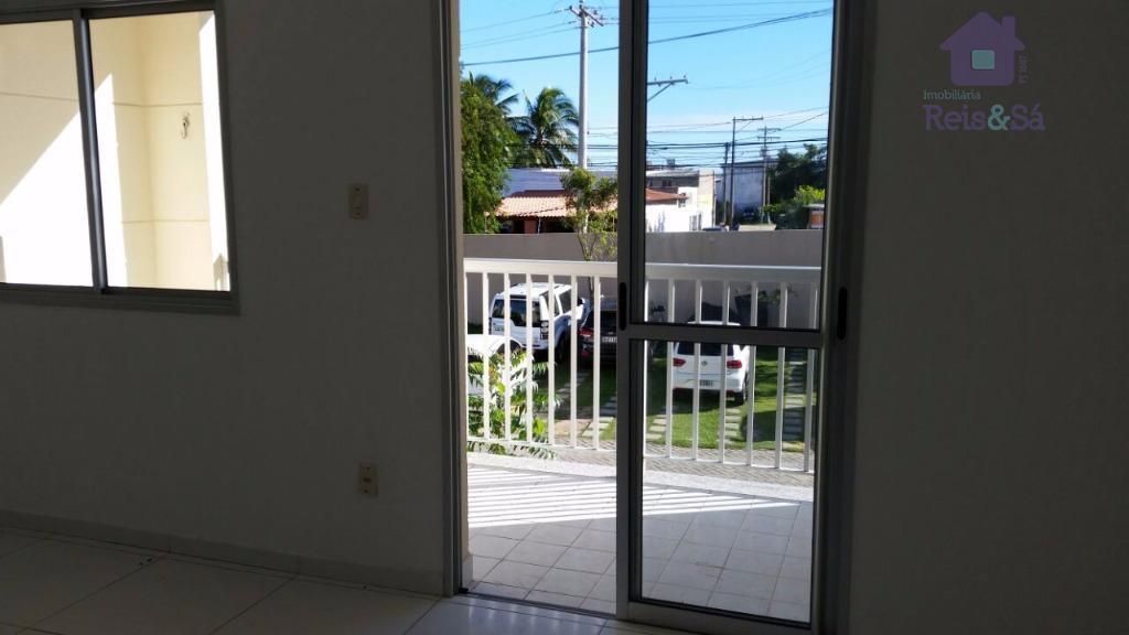 Apartamento 3/4, suíte, 71m² - Buraquinho
