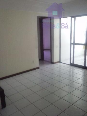 Apartamento 2/4, 73m², nascente total - Imbuí