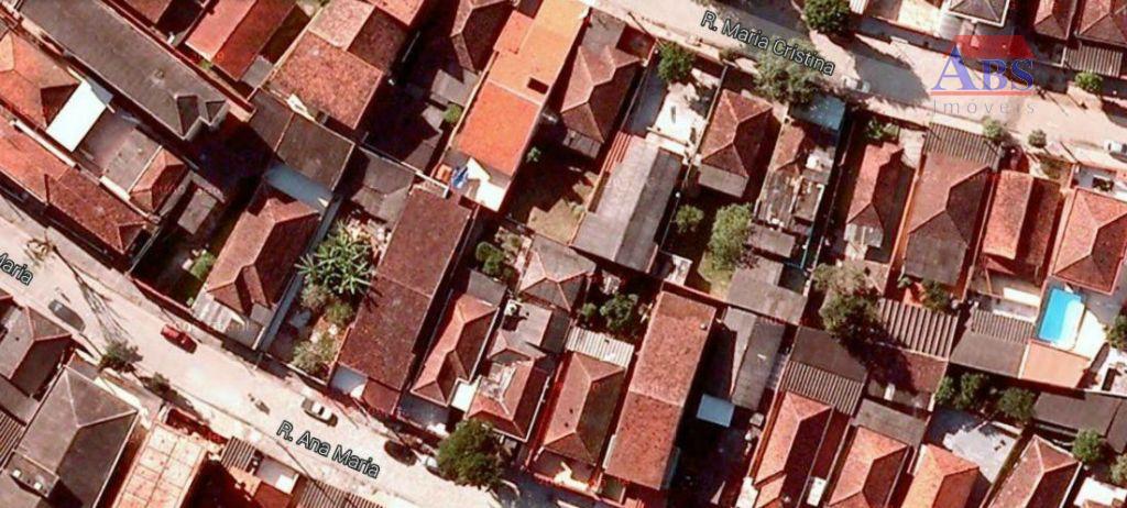 Terreno  residencial à venda, Jardim Casqueiro, Cubatão.