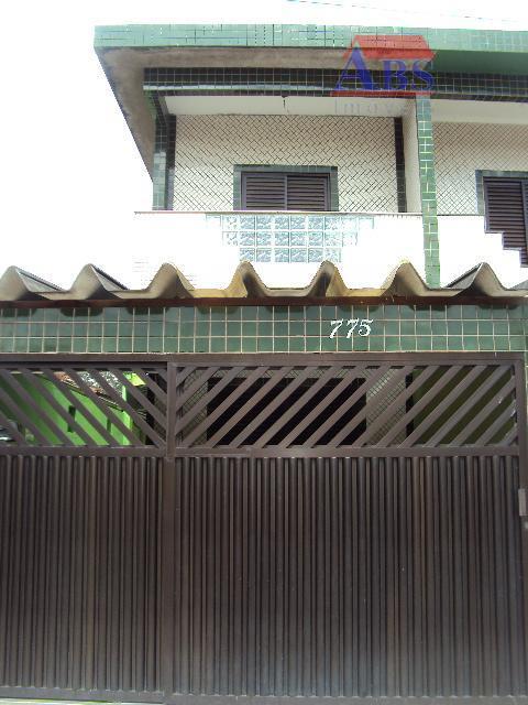 Casa  residencial para locação, Jardim Casqueiro, Cubatão.