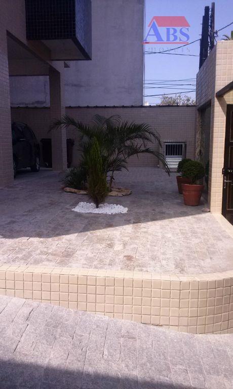 Apartamento residencial à venda, Vila Nova, Cubatão.