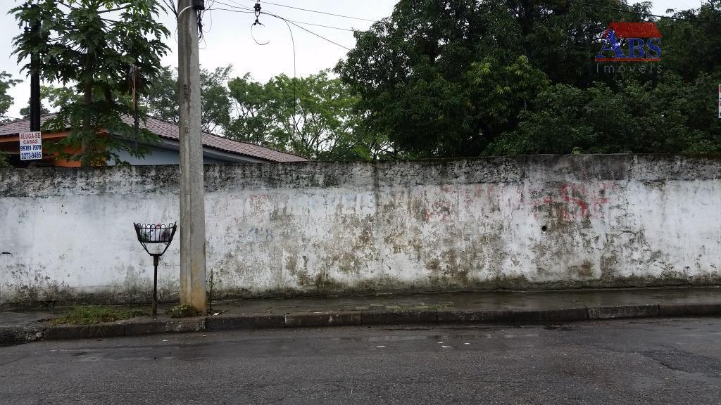 Terreno  comercial à venda, Vila Couto, Cubatão.