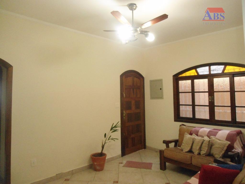 Casa residencial à venda, Vila Ponte Nova, Cubatão - CA0438.