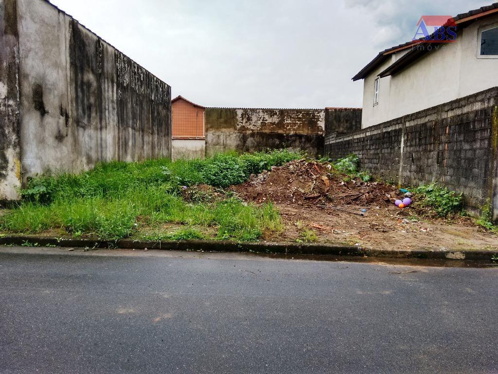 Terreno residencial à venda, Parque São Luis, Cubatão.