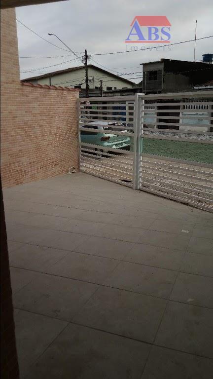 Casa residencial à venda, Vila Nova, Cubatão.