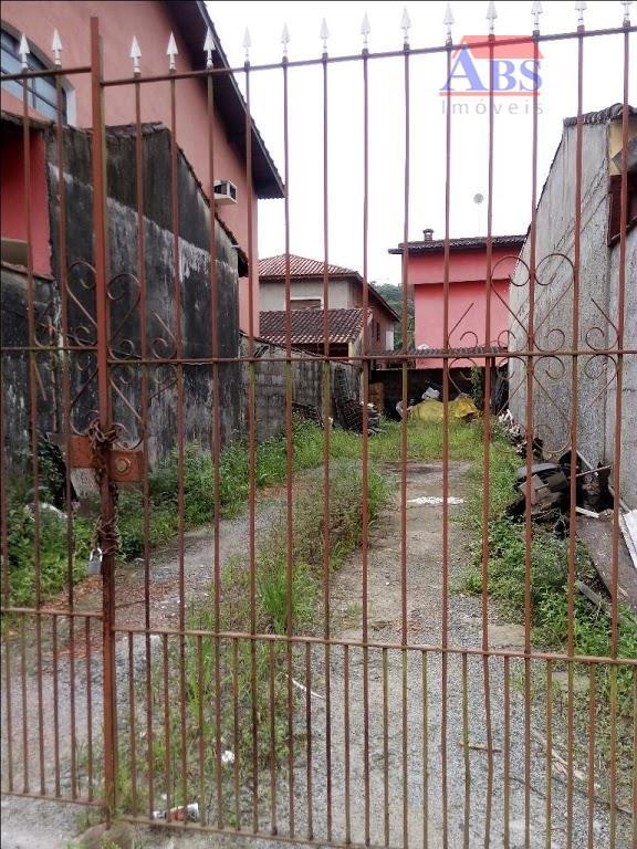 Terreno residencial à venda, Vale Verde, Cubatão.