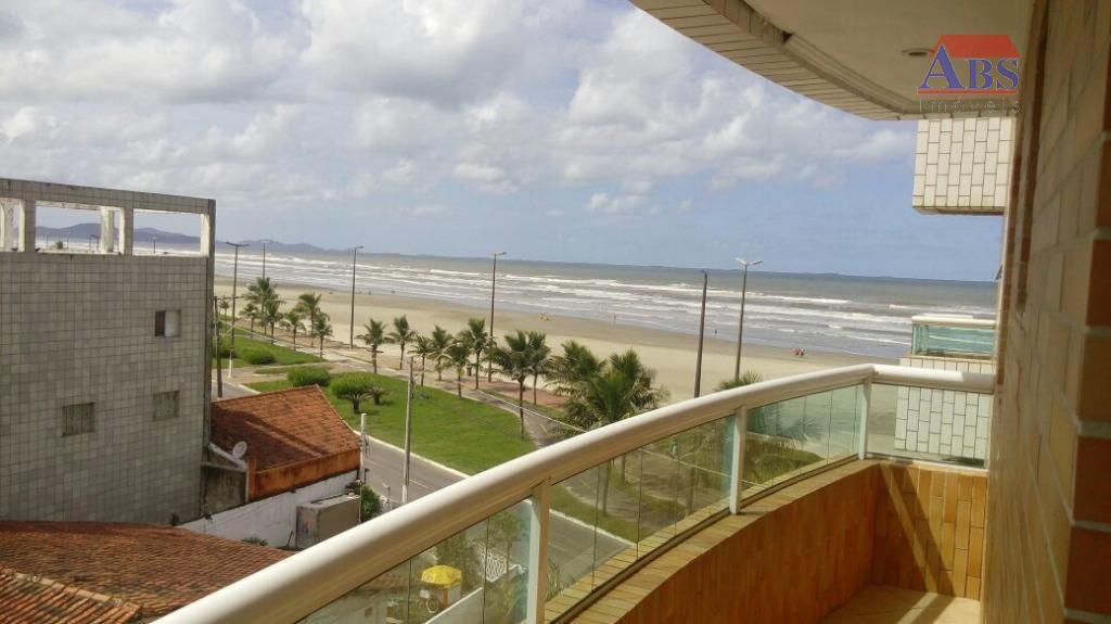 Apartamento residencial à venda, Vila Caiçara, Praia Grande.